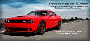 B & G Performance Tunes the Dodge Hellcat