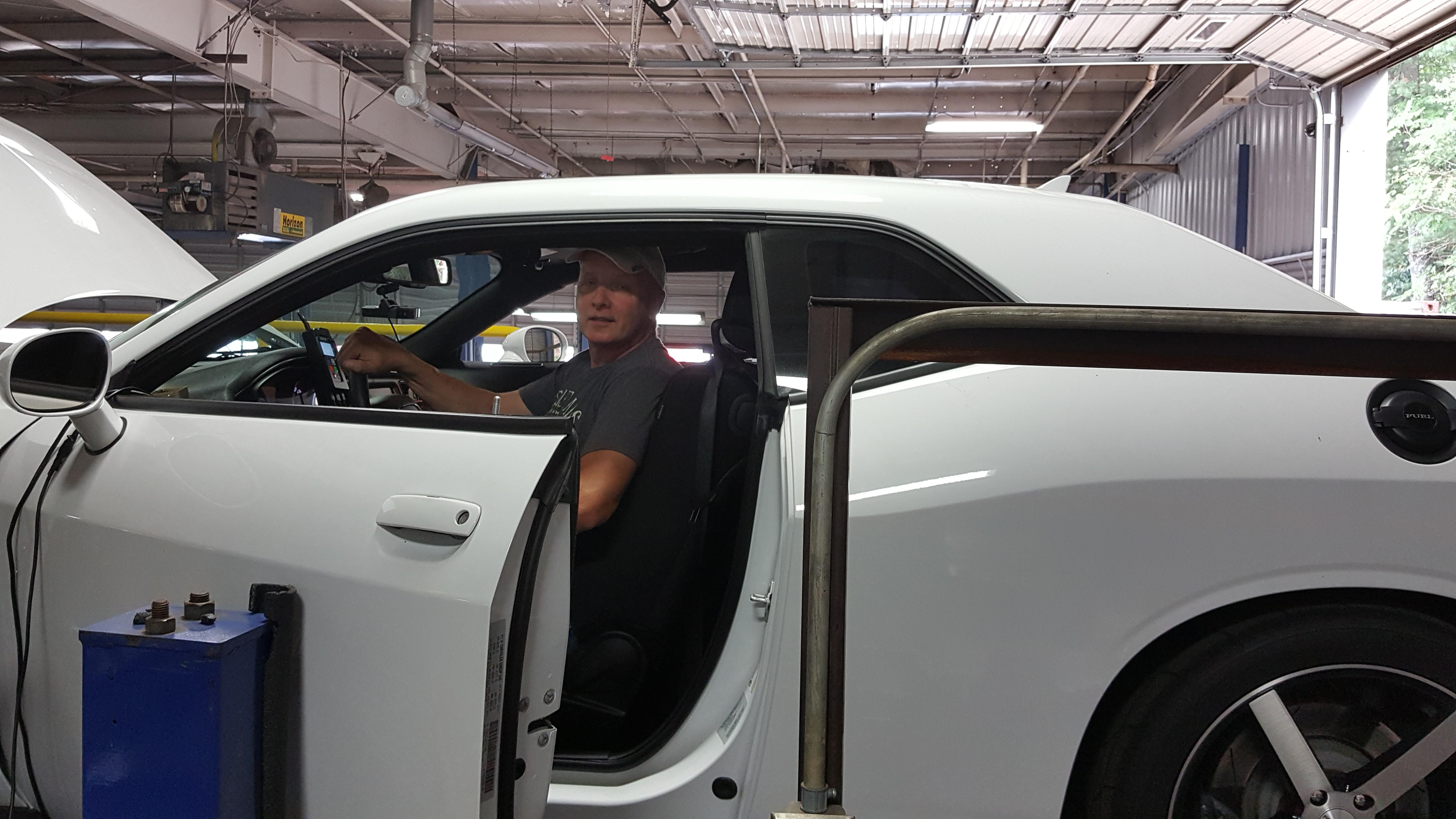 Chassis Dyno Tuning | BG Chrysler