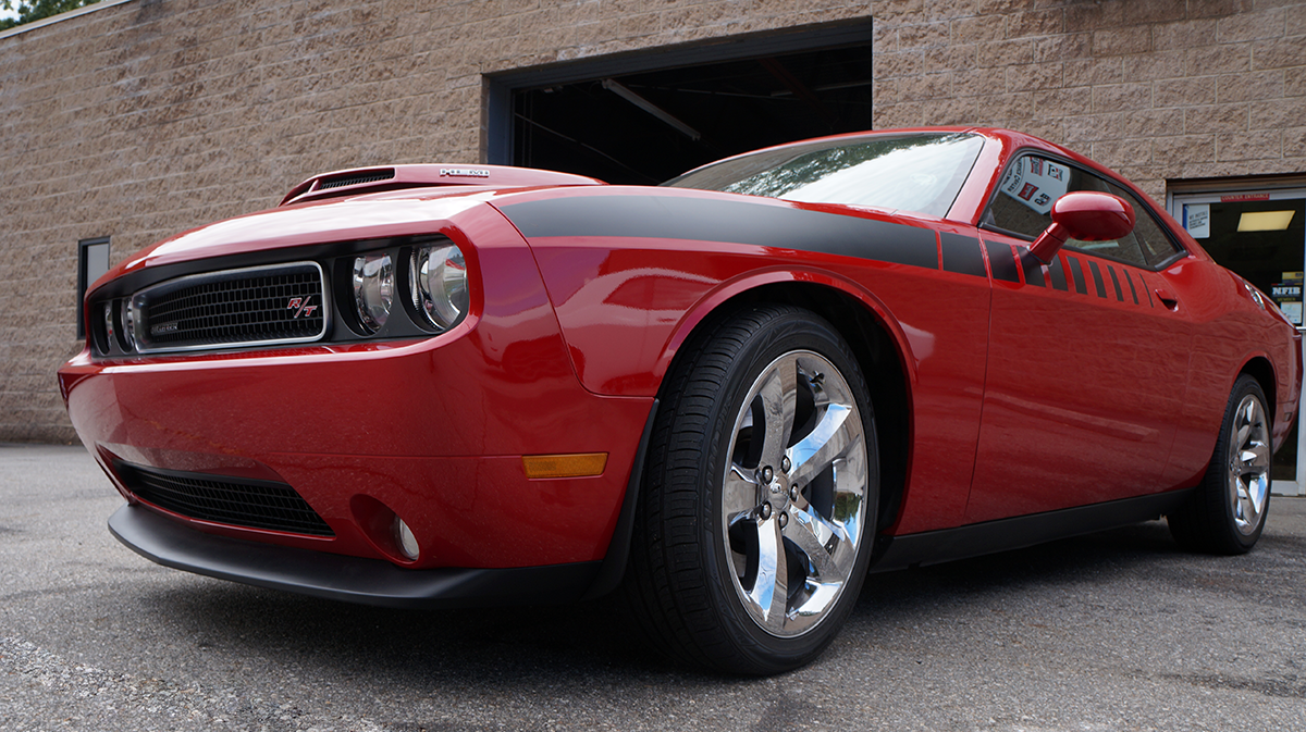 007u0027s 2013 Shaker Challenger With In House Chassis Dyno U0026 Custom Tuning