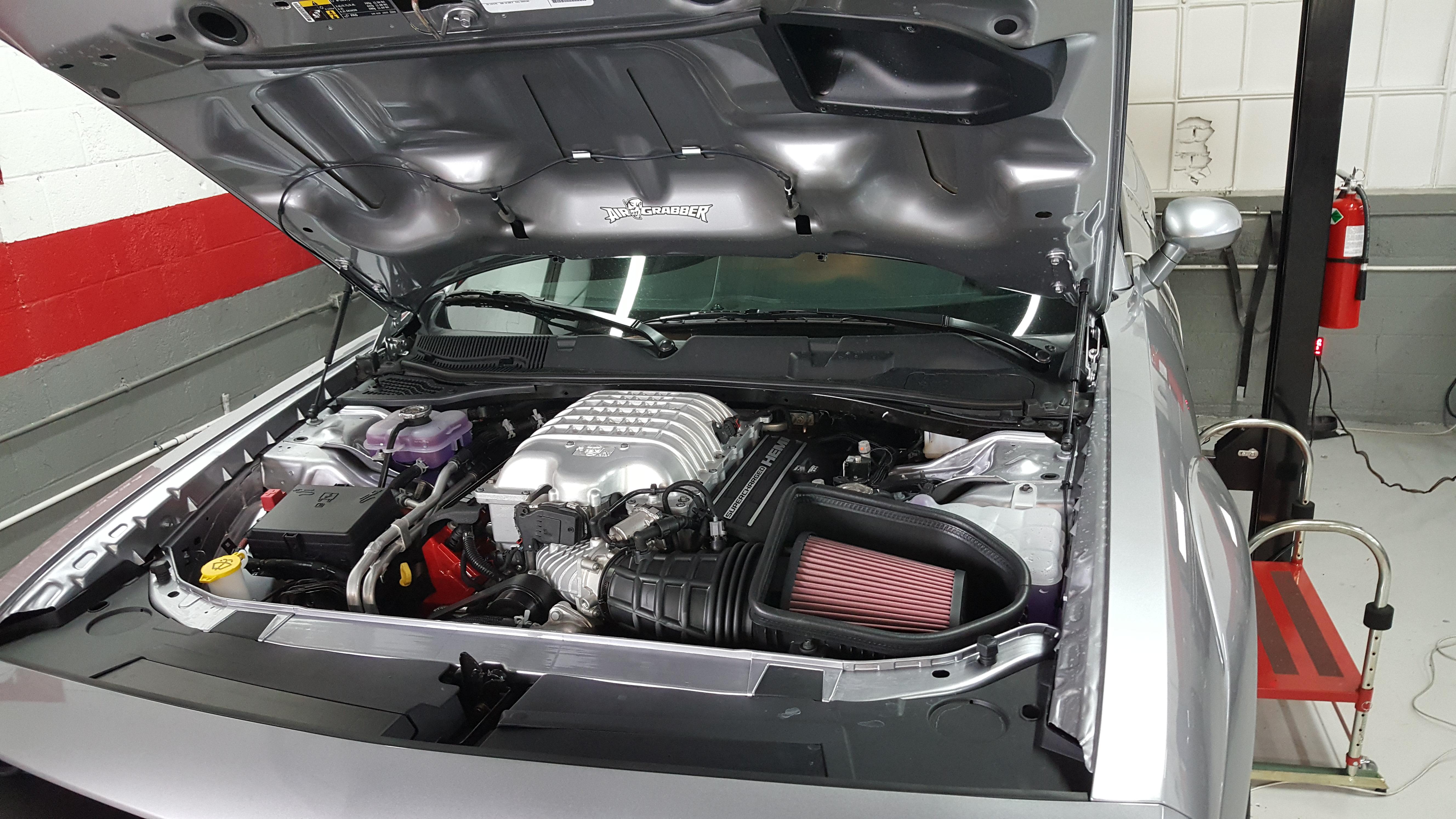 BG Performance 2018 Dodge Demon Chassis Dyno Run | BG Chrysler